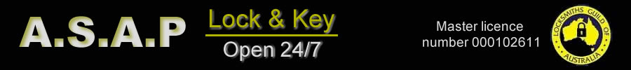 Emergency locksmiths Sydney CBD, call us 24 hours a day 7 days a week, we never close