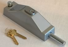 ADI security patio bolt lock for industrial purposes